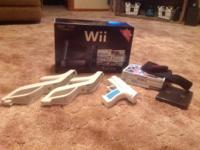A Wii Nintendo 2.5 years of ages. Utilized each game 2
