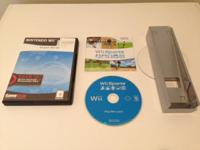 I'm selling my Wii Sports game for $10 and Wii Stand
