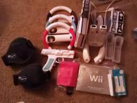 This is a gently used Wii System, Games & More all for
