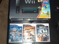 ******Just in time for Christmas****** Used Wii system.