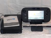 Wii U Deluxe Console with 32 GB Storage * 6.2 in LCD