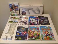The following video games & accessories for Nintendo
