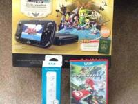 Looking to sell a Legend of Zelda limited edition Wii U