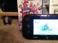 Looking to sell or trade my Wii u with Mario 3d world,