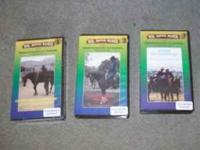 WIL HOWE RANCH HORSE TRAINING VIDEOS - $.25 EACH - JIM