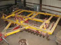 Wilbeck Digger Disc - Chisel Plow 12 foot wide - 9