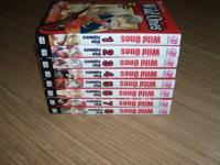 Hello, For sale is for a lot of Wild Ones manga volumes