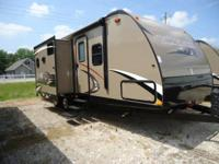 2014 Heartland Wilderness 2775 Travel Trailer  * 6,100