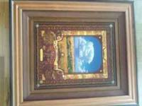 Moving Sale Wildlife art work with wonderful frame