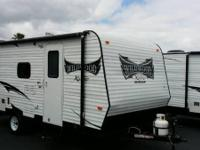 New 2015 Wildwood 19' Best Selling Model Includeds a