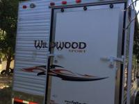 27' WildWood Sport Bumper Pull Camper/Travel Trailer/