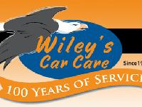 Wiley's Car Care is Family Owned and Operated and