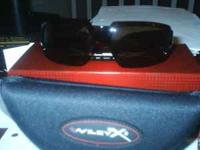 I have a new pair of Wiley-x high impact sunglasses.