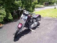 Harley Davidson 1340cc 80ci Softail, newly built, has