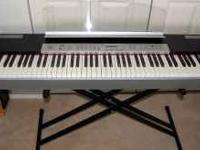 For sale is my beautiful Williams Encore Digital Piano