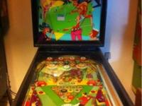 1968 Williams Cue T pinball Everything works great