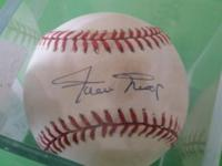 Willie Mays BASEBALL autograph / HOF 1979 - Teams -