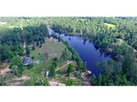 GREAT RECREATIONAL TRACT WITH A LOG STYLE CABIN (CIRCA