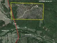 """Buck Run""... 80 acres m/l! Priced at $1250 per acre"