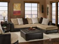 Wilmington Sofa Group Covered in bonded leather and