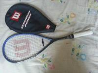 Up for sale is LIKE NEW WILSON TITANIUM SERIES POWER