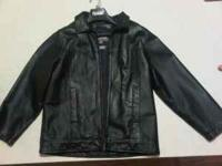 CHILD'S COAT. Purchased from Wilson's Leather store in
