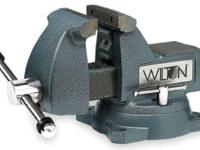 "Wilton 740 Series 6"" Ductile Iron Mechanic's Vise"