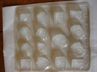 Wilton Classic Candy Mold. Easy to use. Fill,