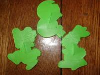 Wilton Cookie Cutters: Set of 3, Mr. Bunny, Mrs. Bunny