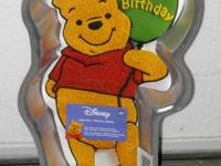 Wilton WINNIE THE POOH Cake Pan Includes Original
