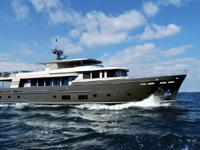 The 37M Continental Trawler is one of the latest
