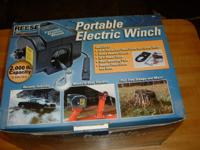 NEW in box - Reese Towpower portable electric winch