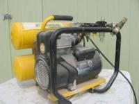 Electric Portable Winch, Single Line Pull Capacity 1000