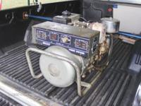 WINCO POWER SYSTEMS GENERATOR 120/240 VOLTS A/C ,4000