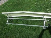 Selling a wind deflector for a tow vehicle used in