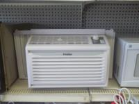 I have 6 window unit air conditioners for sale. Zenith