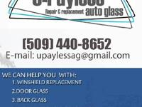We supply timely and expert Auto Glass Services with