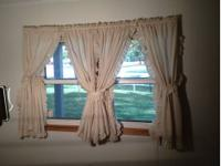 I have a pair of window curtains for sale. They are