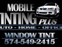 MOBILE TINTING PLUS   Professional Window Tinting for