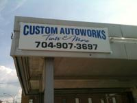 custom autoworks has been serving the charlotte area