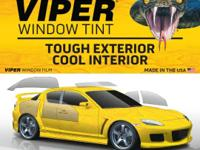Huth Motorsports provides high-end, Viper, window film,
