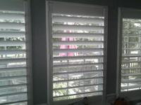 Plantation shutters, Blinds and shades Home Renovations