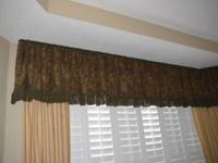 Saxon Clark Window Treatments. Starts at $300 . Price