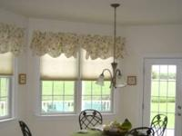 We moved and have some Valances we would like to sell.