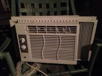 Window a/c unit 5,000 BTU for sale barely used last