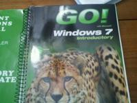 I bought this book for my online class for windows