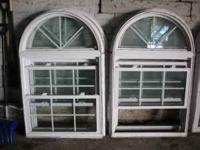9 Used Double Hung Vinyl Windows for Sale - $600 Eight