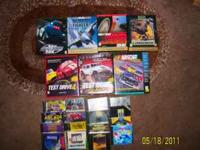 I have all these games i have no use for i am selling