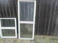 Window for sale in Tescott area: 2 - 25 X 53 (one has