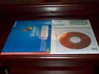 WINDOWS XP PRO WITH PRODUCT KEY AND ...BRAND NEW...IN